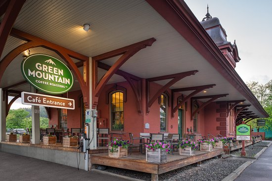 Green Mountain Coffee Roasters Cafe & Visitor Center