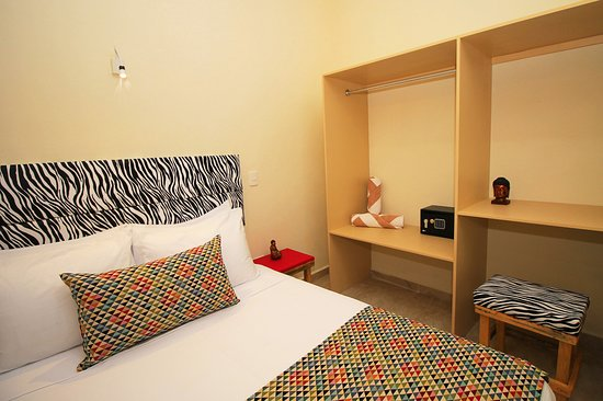 Hotel ArcoIris: Habitación Doble 2 Camas matrimoniales | Hasta 4 personas