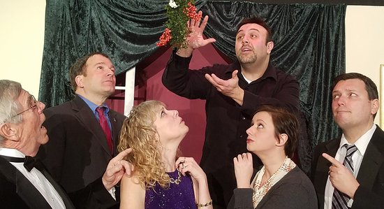 Station Dinner Theatre: The Butler Did It 2018