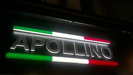 Apollino by night