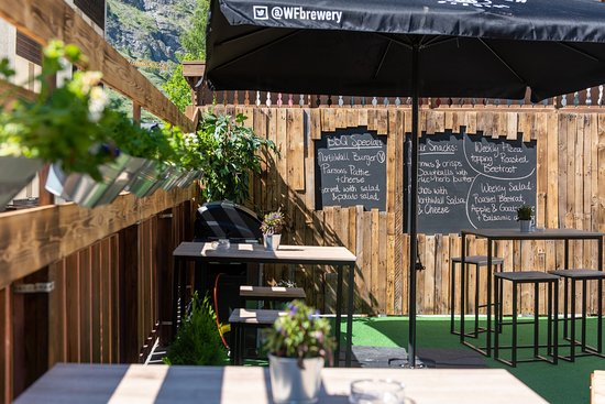 The North Wall Bar: Bbq specials up to twice a week. Drop by or follow us on Facebook for up to date information.
