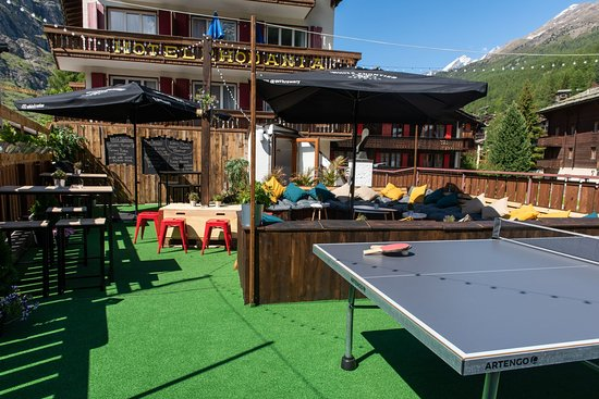 The North Wall Bar: Table tennis, the game that means too much to too many.
