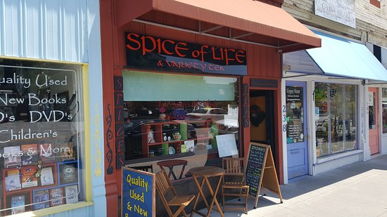 Spice of life and Variety Tea