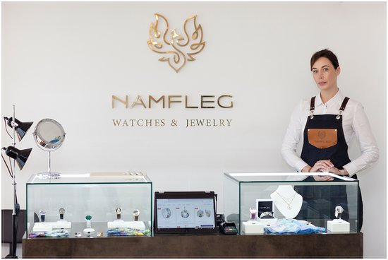 Namfleg Jewelry: Exclusive silver enamel jewelry by NAMFLEG