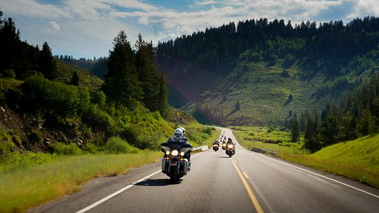 EagleRider Motorcycle Rentals and Tours Vancouver