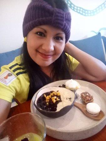 Ceviche Seafood Kitchen: Rico!!
