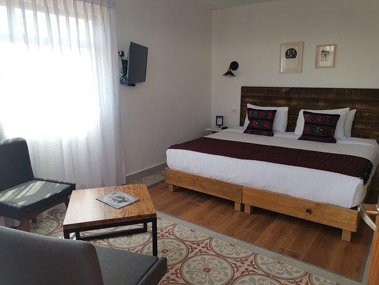 Santa Josefita Bed & Breakfast: Habitación de lujo con cama king size