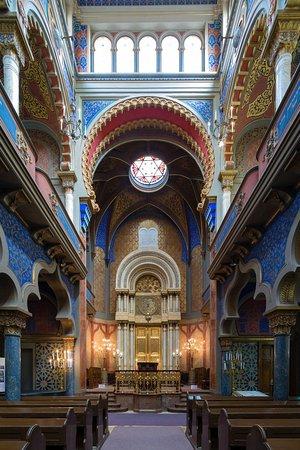 Praha, Česká republika: Jerusalem Synagogue