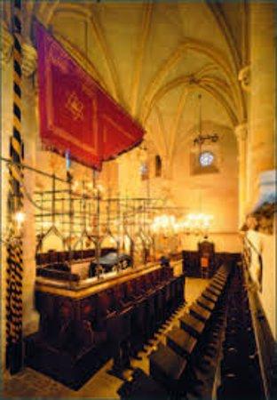 Praha, Česká republika: Old New Synagogue