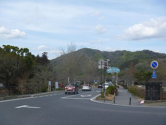 Kintai Bridge Izanai Way