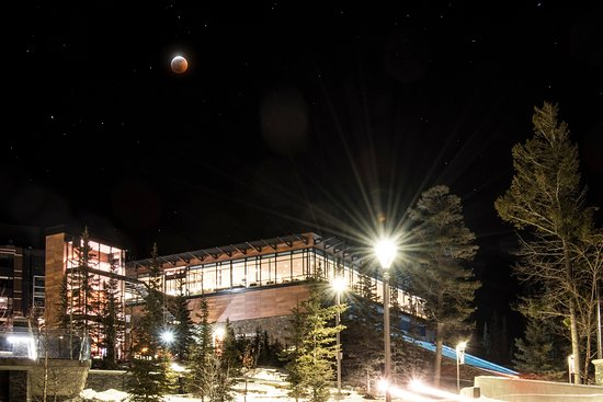 View On Campus Picture Of Banff Centre For Arts And