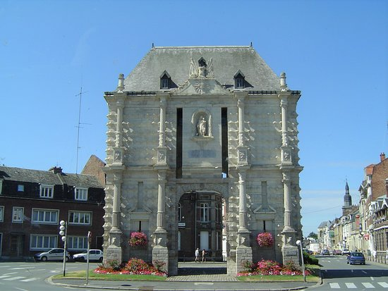 Porte Notre Dame