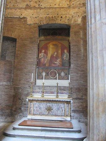 Πάνθεον: Interno del Pantheon.