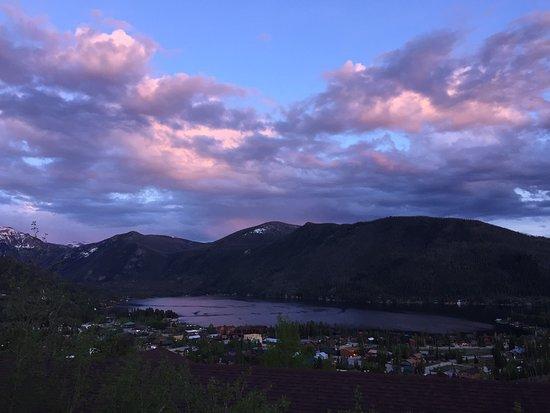 Grand Lake Lodge : what a view
