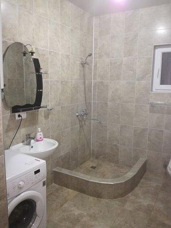 Tskaltubo, Gruzie: Bathroom