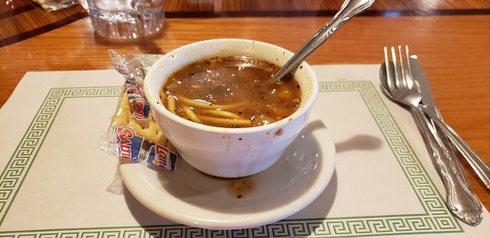 Italian Sausage Soup! To die for!