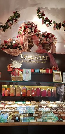 Teuscher Chocolates of Switzerland