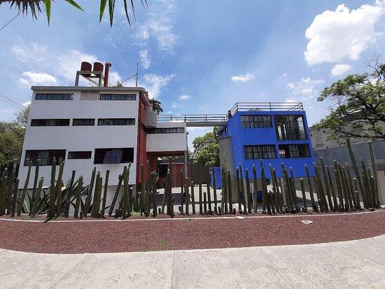 Museo Estudio Diego Rivera y Frida Kahlo