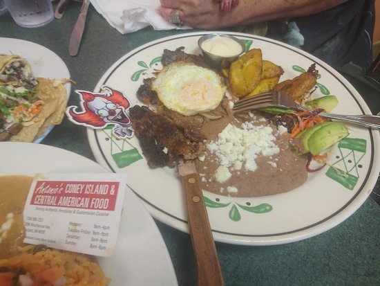 Special Breakfast 2 with Steak
