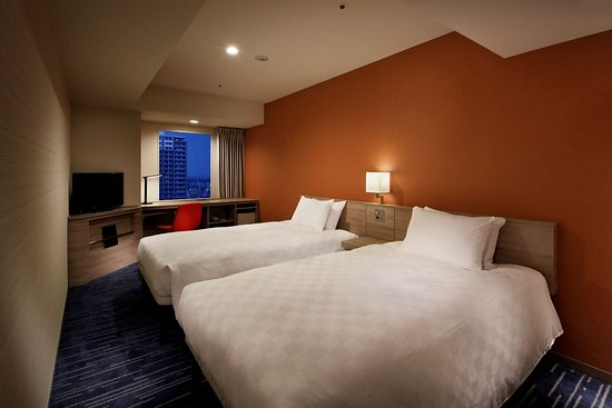 Sunshine City Prince Hotel: City floors(10-24F) Twin Room Type B