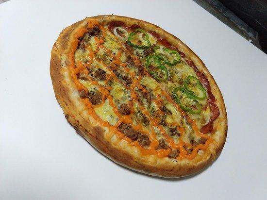 Tutty Pizzas: A verdadeira pizza italiana : )
