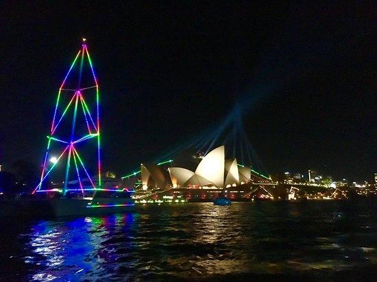 Sydney Event Cruises: Opera House, Vivid 2019