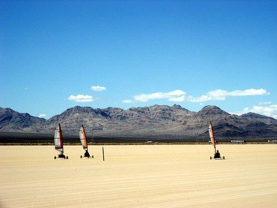 Ivanpah Dry Lake