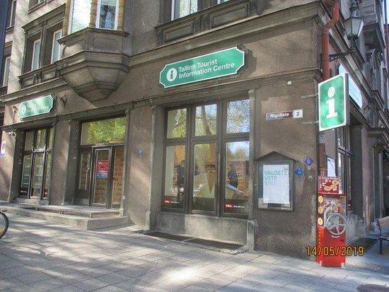 Tallinn Free Tour: meet outside tourist office