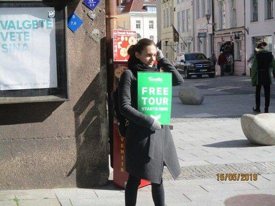 Tallinn Free Tour: our guide