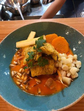 Ceviche Seafood Kitchen-billede