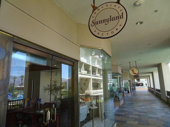 Sunnyland Chocolate Factory