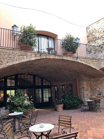 Llafranc, Španielsko: El Far Hotel - Restaurant