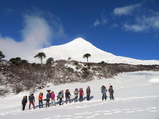 Curso integral de guía de montaña 2019 #antupucon