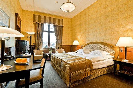 Grand Hotel Les Trois Rois