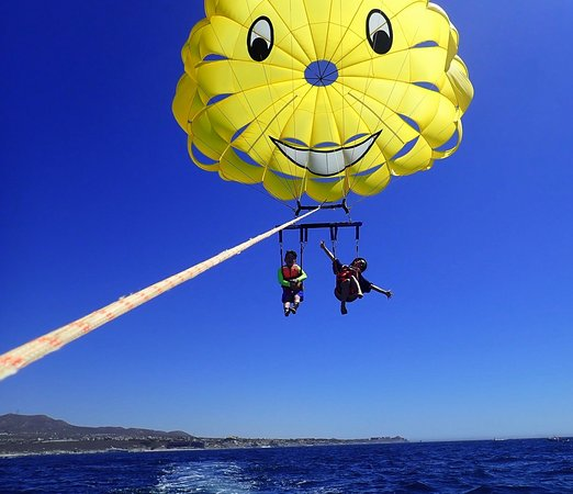 Happy Flights Cabo Parasailing