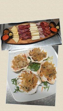 Piatti del mare