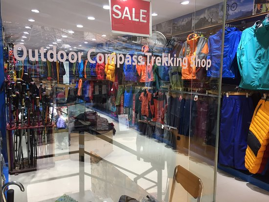 Outdoor Compass Trekking Shop
