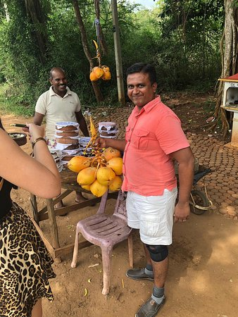 Yala National Park, Srí Lanka: Win the challenge