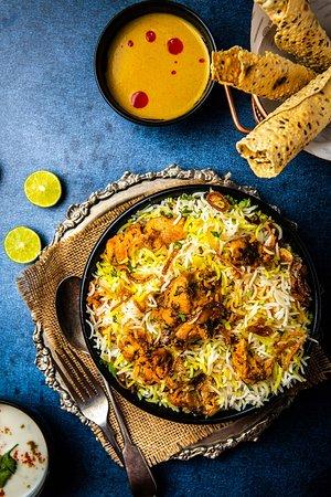 Zing Chicken Biryani
