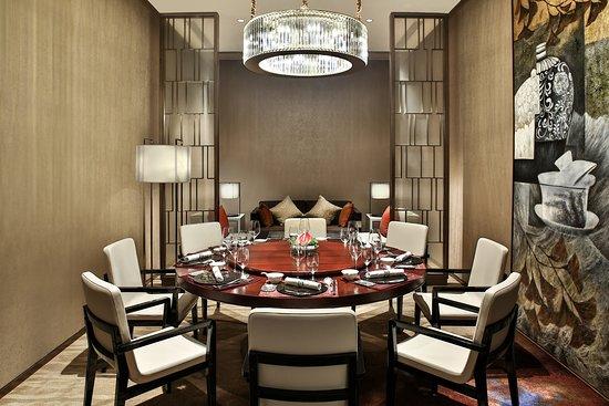 Crowne Plaza Chengdu Wenjiang: Restaurant