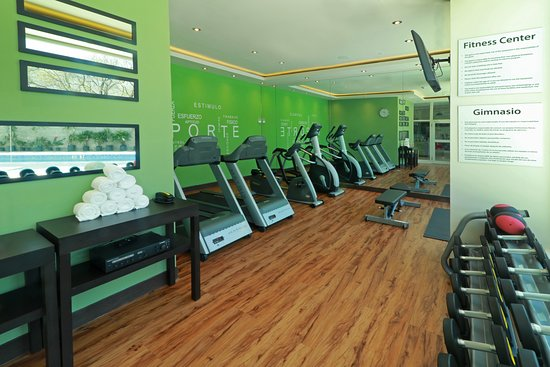 Holiday Inn Chilpancingo: Health club