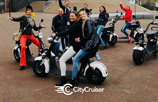 CityCruiser Tours: Beautiful sightseeing The Hague with CityCCruiser Tours
