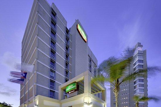 Courtyard San Juan Miramar Hotel