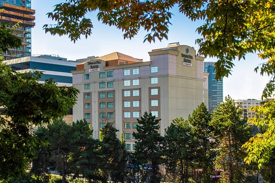 SpringHill Suites Seattle Downtown/South Lake Union Hotel