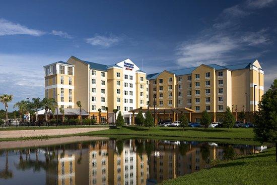 Review Usbln Fairfield Inn Amp Suites By Marriott Orlando