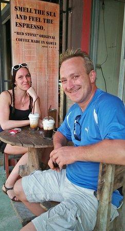 Best Day at Redstone Coffee Samui