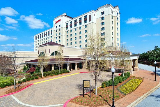 BUGS! BUGS! BUGS! - Review of Spartanburg Marriott