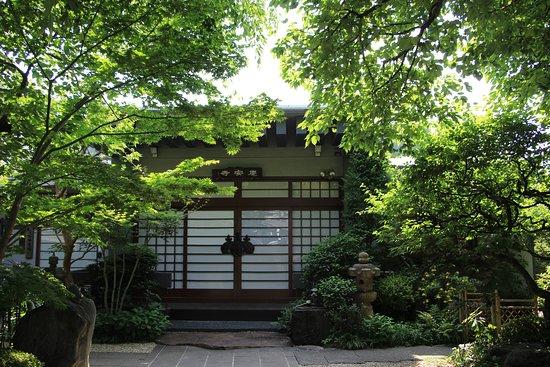 Keian-ji Temple