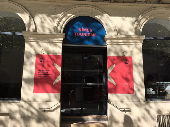 Office de Tourisme et des Congrès de Nîmes