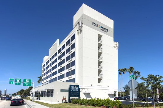 Four Points by Sheraton Fort Lauderdale Airport/Cruise Port Hotel